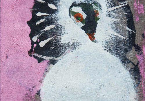 Charisma | Acrylverf Op Doek